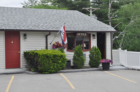 lodging in alton bay nh
